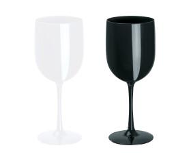 Champagne glass in plastic St. Moritz