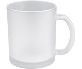 Glass coffee mug Geneva