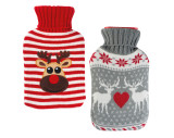 X-mas hot water bottle