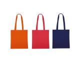Coloured Cotton bag