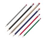 Crayon à papier avec gomme Hickory