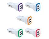 adaptateur de charge USB pour voiture Fruit